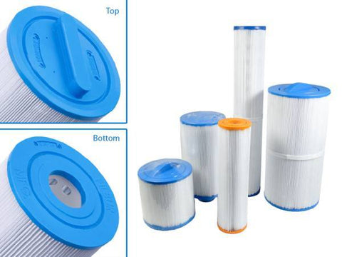 Swimming Pool & Spa Replacement Filter Cartridge 75 Sq Ft 17543 | C7375 | PCD75N | FC3964 - Yardandpool.com