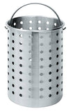 Bayou Classic 100 Quart Aluminum Perforated Basket