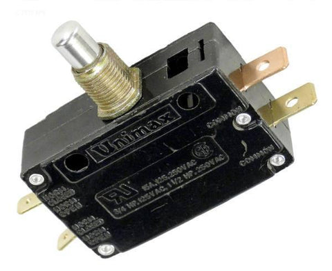 Interlock Switch, 240V
