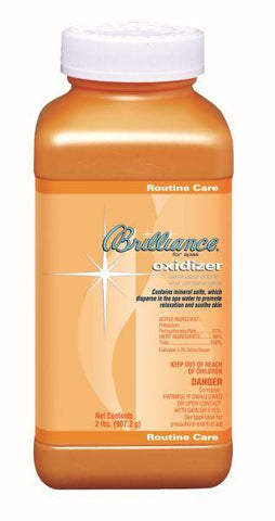 Brilliance for spas Oxidizer with Mineral Salts - 2 lb