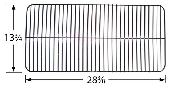 Music City Metals Porcelain Steel Wire Grill Cooking Grid 51091
