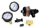 Complete gauge assy, inc. all #1s  (c)