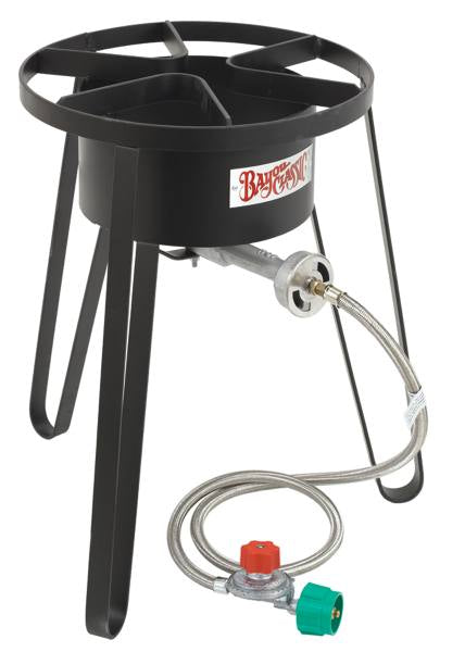 "Bayou Classic 14"" High Pressue Gas Cooker"