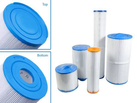 Swimming Pool & Spa Replacement Filter Cartridge 75 Sq Ft 17542 | C7370 | PSD75 | FC2760 - Yardandpool.com