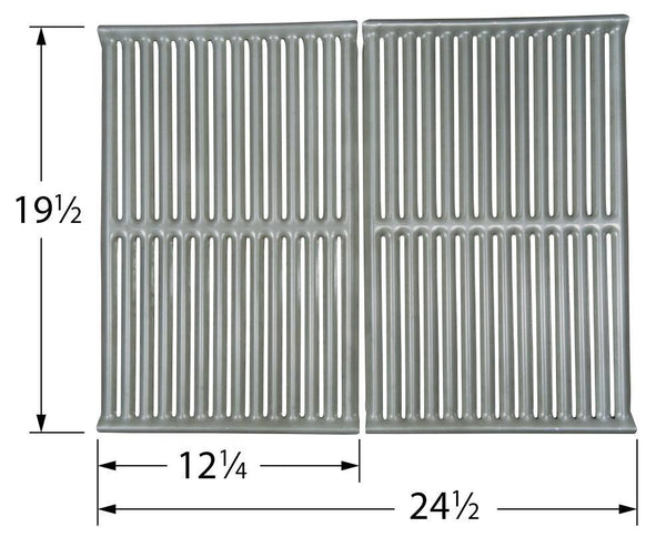 Music City Metals Stamped Stainless Steel Grill Cooking Grid 565S2