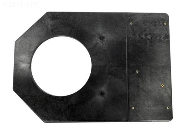 Standard Pump/Filter Mounting Base