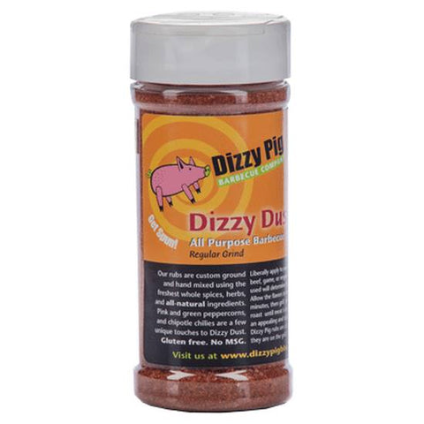 Dizzy Pig Dizzy Dust BBQ Rub - 8 oz