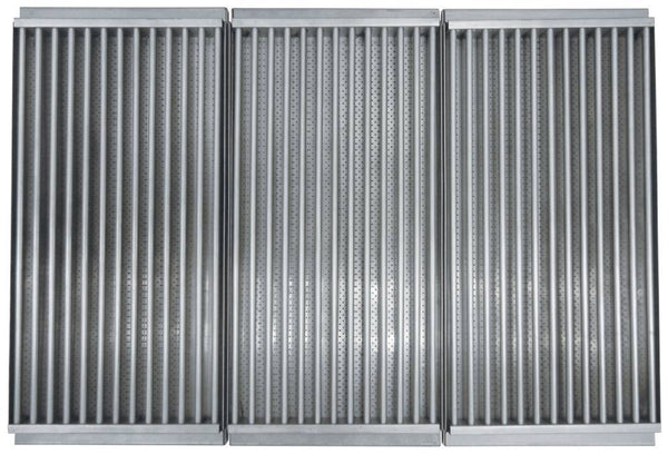 Music City Metals Stamped Stainless Steel Grid-In-Tray Grill Cooking Grid 5S483