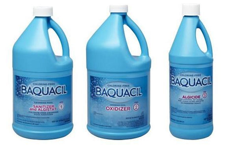 Baquacil Pool Care System Value Pack 1