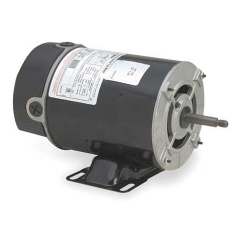 Motor, 1-1/2 hp, 2 Speed, 230V