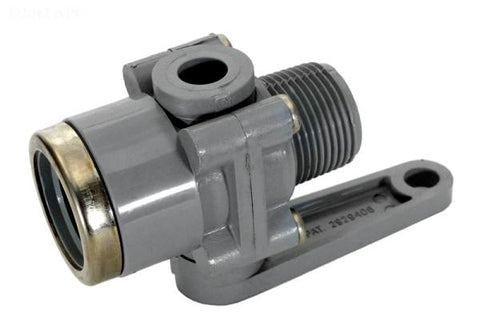 "Inlet Ball Valve, 3/4"" FPT x MPT"