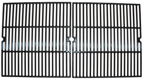 Music City Metals Gloss Cast Iron Grill Cooking Grid 61512