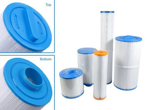 Swimming Pool & Spa Replacement Filter Cartridge 50 Sq Ft | 5CH402 | PJW40SCF2M | FC2811 - Yardandpool.com