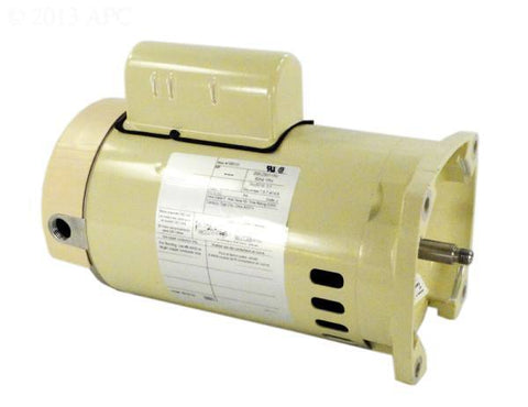 1 HP Motor 115/208/230V, energy efficient