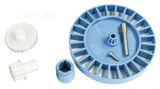 Turbine/spindle Kit, Concrete, Inc. turb., drive gear, bushing, spindle gear, screw, turb. axle.