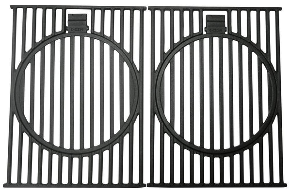 Music City Metals Matte Cast Iron Grill Cooking Grid 64332