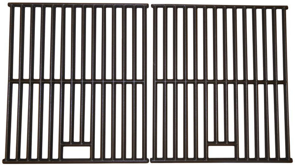Music City Metals Matte Cast Iron Grill Cooking Grid 65112