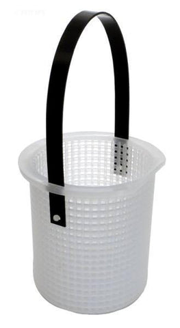 Basket w/handle