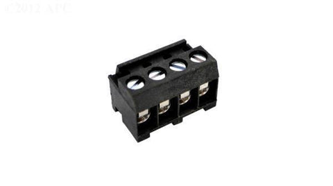 TERMINAL PLUG IN 4 POSITION
