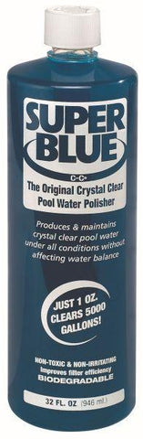 Robarb Super Blue Water Clarifier - Yardandpool.com