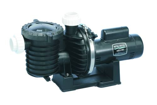 Sta-Rite Max-E-Pro Energy Efficient Single Speed Full Rated Pool Pump - 1 HP