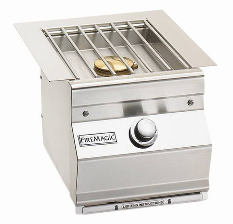 Fire Magic Built-In Single Side Burner - Propane