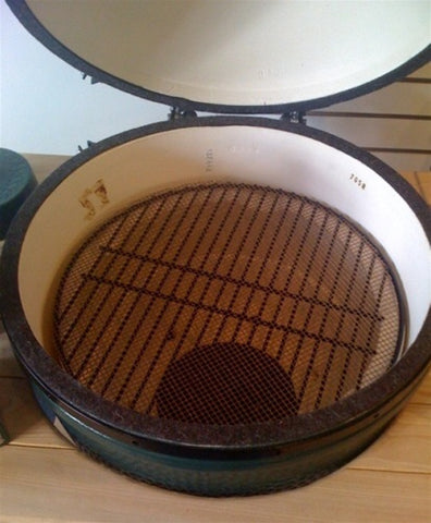 "Frogmats Non-Stick High Temperature Smoker / Jerky Screen 18"" Diameter"