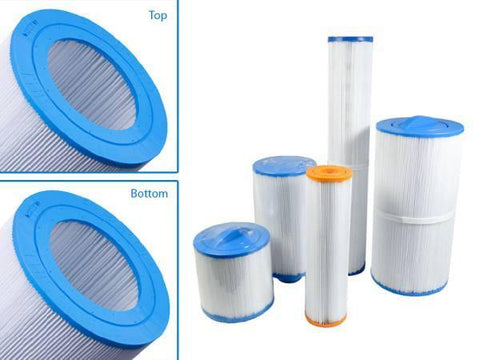Swimming Pool & Spa Replacement Filter Cartridge 150 Sq Ft 25005 | C9415 | PAP150 | FC0687