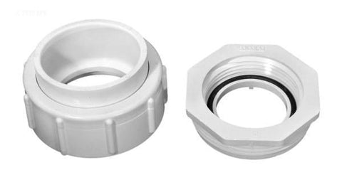 "Compression Fitting, 2"" w/Adapter, 1-1/2"" x 2"""