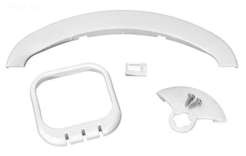 Bumper Flatmouth Kit, White