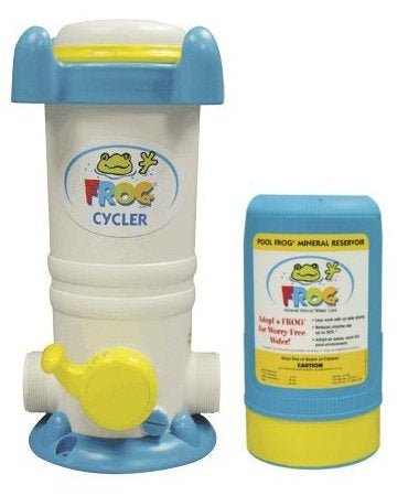 Pool Frog Above Ground Cycler 6100 Series with Mineral Reservoir