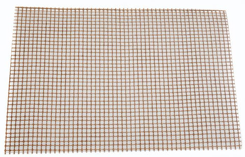"Frogmats Non-Stick High Temperature Smoker / Jerky Screen 10"" x 13"""