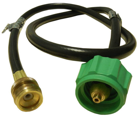 Music City Metals Grill 4' Lp Gas Adapter Hose 80004