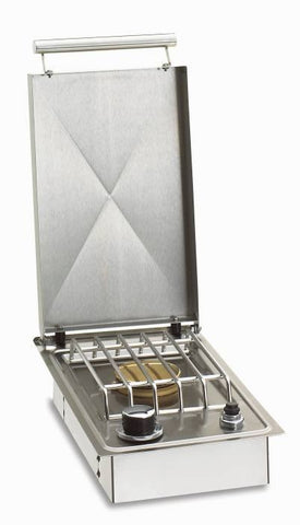 American Outdoor Grill Drop In Single Side Burner - Natural Gas