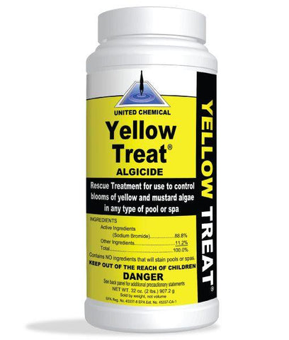 United Chemicals Yellow Treat - 2 lb - Yardandpool.com