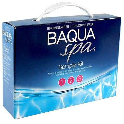 Baqua Spa Chemicals - Sample Kit