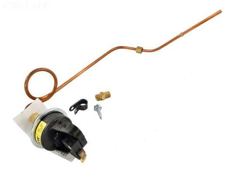 Pressure Switch, Syphon Loop Assembly