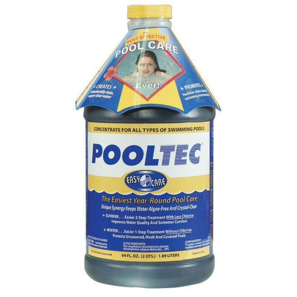 Easy Care Pooltec - 1/2 gal