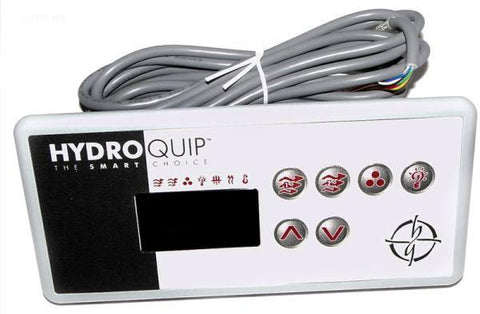 Hydro Quip 6 Button Topside