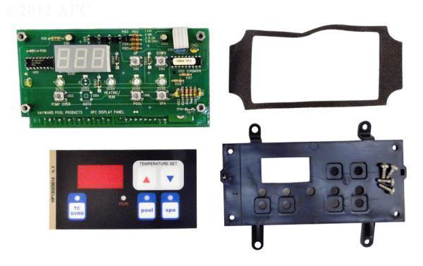 Control Board Assembly, HP2100TC02