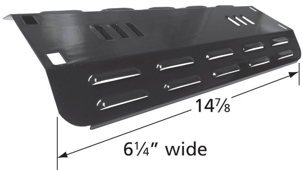 Music City Metals Porcelain Steel Grill Heat Plate 93501