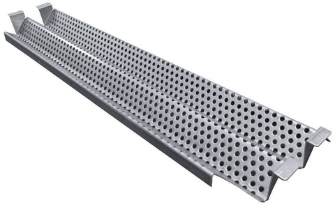 Music City Metals Stainless Steel Grill Heat Plate 94081