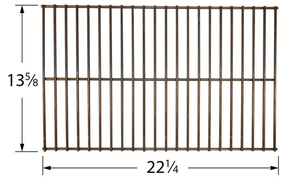 Music City Metals Galvanized Steel Wire Grill Rock Grate 94301