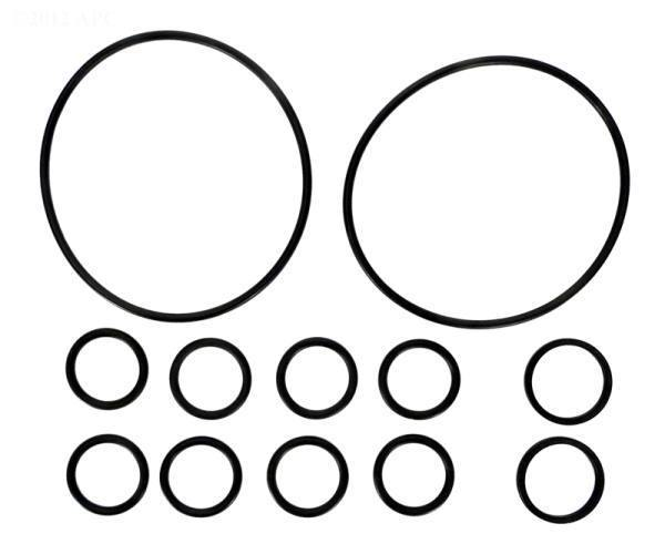 O-Ring Kit, includes Par Rings, Lid O-Rings, Diverter O-Rings