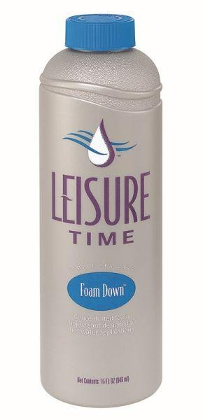 Leisure Time Spa Chemicals - Foam Down 1 pt