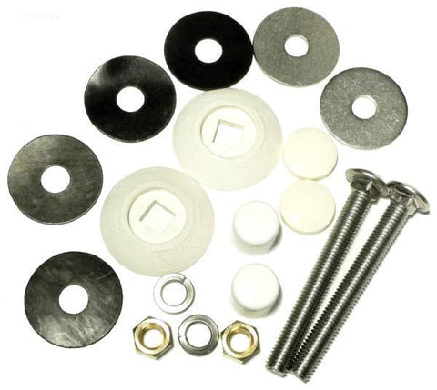 "Resi Bolt Kit, S/S 1/2""X4-1/2"""