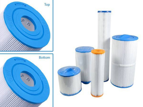 Swimming Pool & Spa Replacement Filter Cartridge 50 Sq Ft 14513 | C5345 | PLBS50 | FC2970 - Yardandpool.com