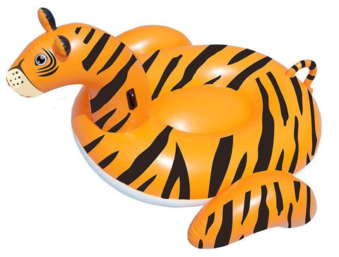 Giant Tiger Swimming Pool Float