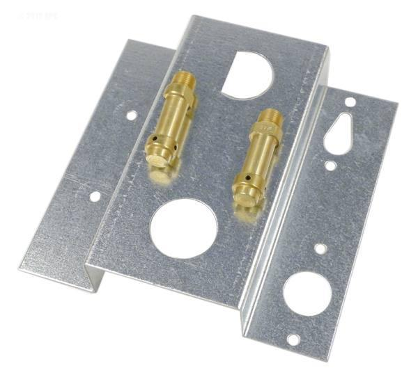 Burner Orifice & Bracket Kit, Natural Gas