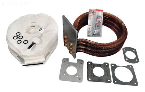 Tube Sheet Coil Assembly Kit, Natural Gas/Propane, SR200